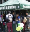 Financial Aid office distributes free information and food during event