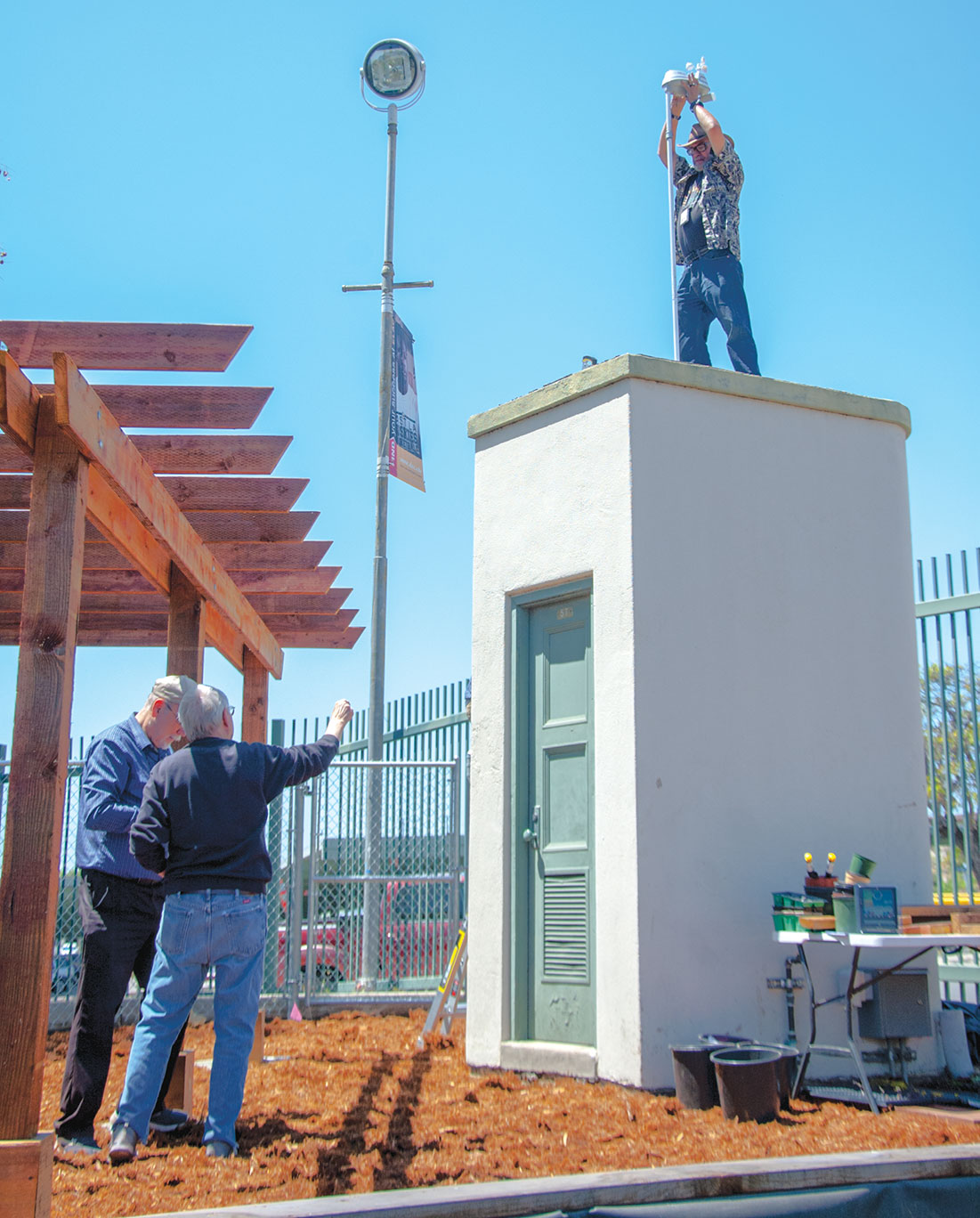 FRONT_WeatherStation1 - East Los Angeles College Campus News