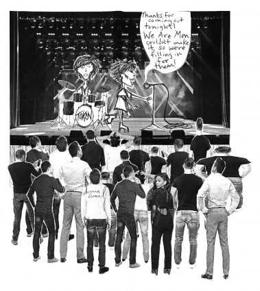 OPINION: Female rockers exist, lack active representation