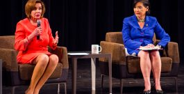 Speaker Nancy Pelosi, Congresswoman Judy Chu talk health at ELAC