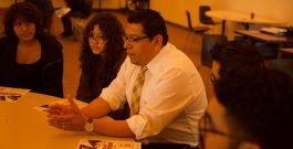 Fair reveals political science careers paths