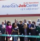 ELAC opens first job center on campus