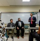 Presidential candidate visits ELAC