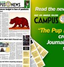 Latest issue of ELAC Campus news created by J101 students