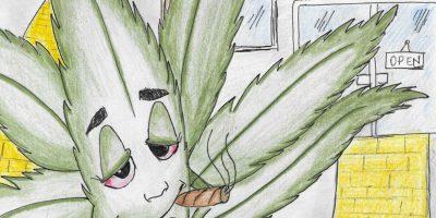Decriminalized Cannabis